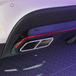 Concept GLA 45 AMG exhaust tip