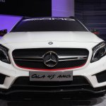 Concept GLA 45 AMG front