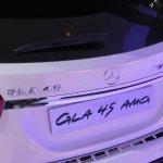 Concept GLA 45 AMG rear door