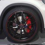 Concept GLA 45 AMG wheel
