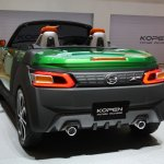 Daihatsu Kopen rear at Tokyo Motor Show 2013