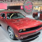 Dodge Challenger 100th Anniversary Edition front three quarters