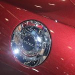 Dodge Challenger 100th Anniversary Edition fuel cap