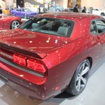 Dodge Challenger 100th Anniversary Edition rear three quarter