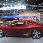 Dodge Challenger 100th Anniversary Edition side