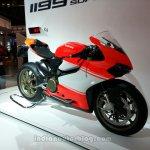 Ducati 1199 Superleggera front three quarters