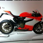 Ducati 1199 Superleggera side view