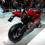 Ducati 899 Panigale rear three quarters