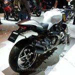 Ducati Monster 1200 S rear three quarters