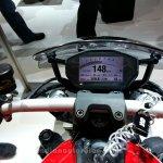 Ducati Monster 1200 dash
