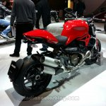 Ducati Monster 1200 rear three quarters