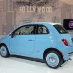 FIAT 500 1957 EDITION REAR PROFILE AT LA MOTOR SHOW.jpg