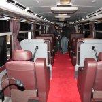 FUSO Aero Queen PREMIUM CRUISER cabin