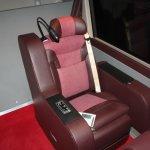 FUSO Aero Queen PREMIUM CRUISER individual seat