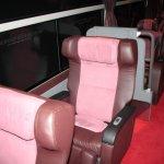 FUSO Aero Queen PREMIUM CRUISER seat
