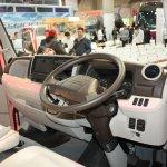 FUSO Canter Eco Hybrid Canna dashboard