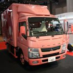 FUSO Canter Eco Hybrid Canna front
