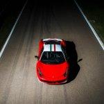 Ferrari 458 Niki Lauda top