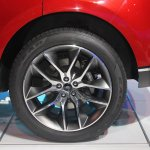 Ford Edge Concept alloy wheel