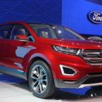Ford Edge Concept front quarter