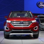 Ford Edge Concept front