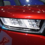 Ford Edge Concept headlight
