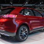 Ford Edge Concept rear quarter