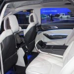 Ford Edge Concept rear seats