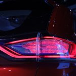 Ford Edge Concept taillight
