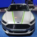 Ford Fusion Energi plug-in hybrid front