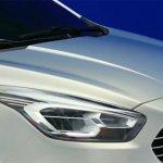 Ford Ka Concept headlamp
