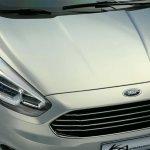 Ford Ka Concept hood