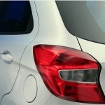 Ford Ka Concept tailllight