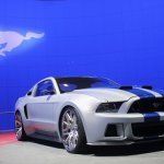 Ford Mustang NFS Movie Edition front quarter