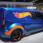Ford Transit Hot Wheels Edition