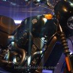 Harley Davidson Street 500 front 4