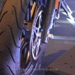Harley Davidson Street 500 front discs