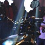 Harley Davidson Street 500 instrument cluster 2