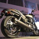 Harley Davidson Street 500 rear three quarter