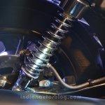 Harley Davidson Street 500 suspension