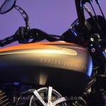 Harley Davidson Street 500 tank 2
