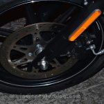 Harley Davidson Street 750 discs