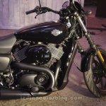 Harley Davidson Street 750 engine 2