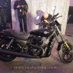 Harley Davidson Street 750 side
