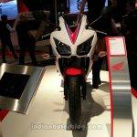 Honda CBR300R front