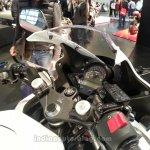 Honda CBR300R instrument cluster