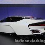 Honda FCEV concept rear left