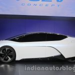 Honda FCEV concept side profile