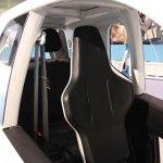 Honda MC-Beta seat