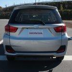 Honda Mobilio rear at the Twin Ring Motegi